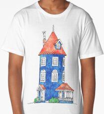 The moomin house Long T-Shirt