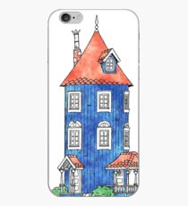 The moomin house iPhone Case