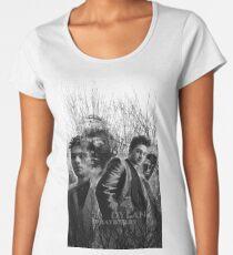 Design - Dylan Sprayberry (Teen Wolf) Women's Premium T-Shirt