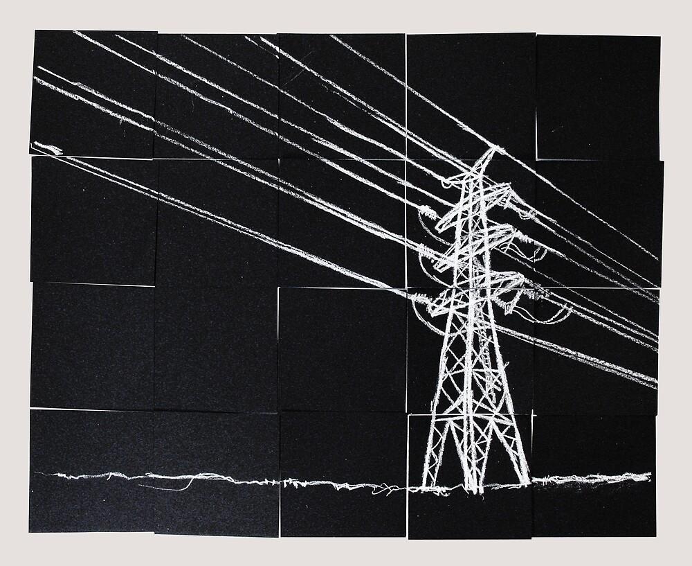 transmission 02 by Steve Leadbeater