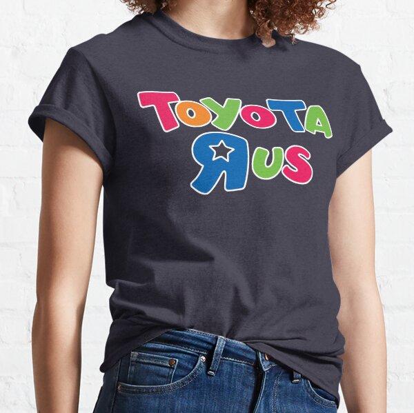 Toyota toyotarus Ventilator celica Prius Corolla mr2 Classic T-Shirt