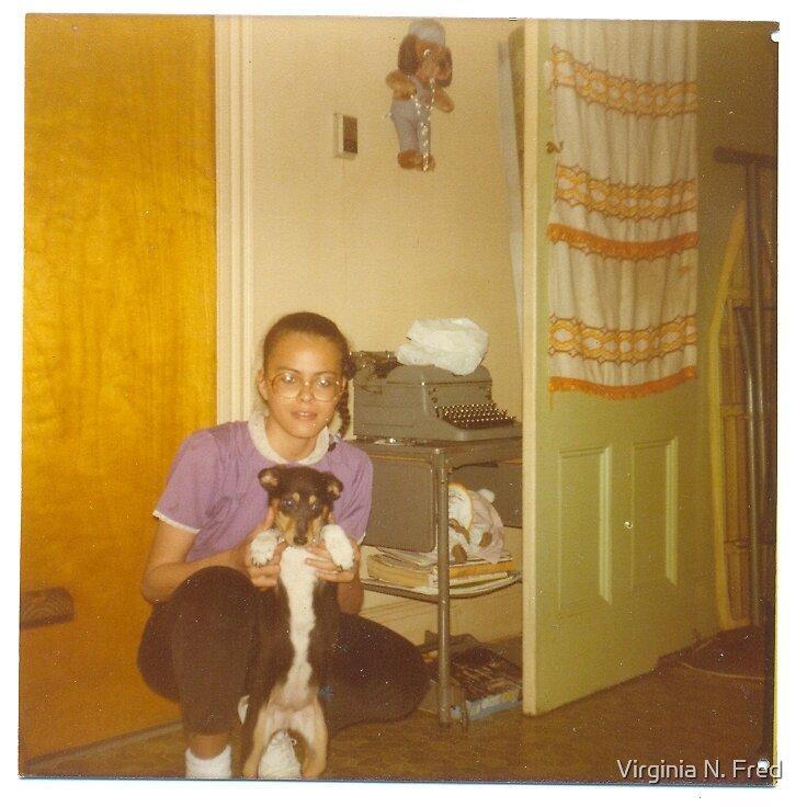 My First Dog by Virginia N. Fred