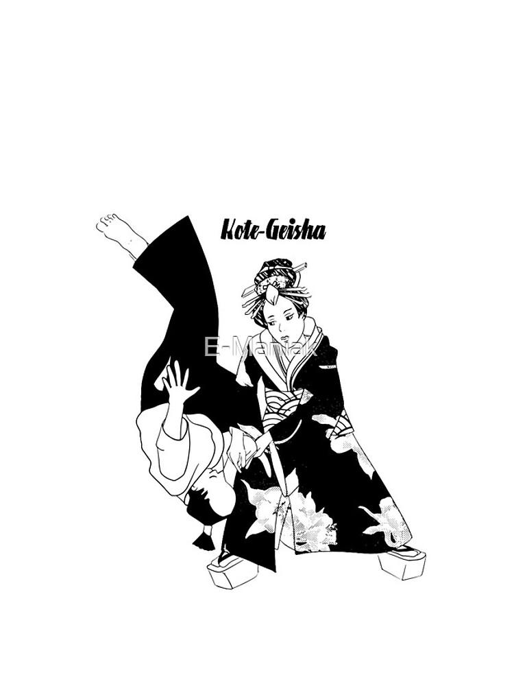 «Kote Geisha» par E-Maniak