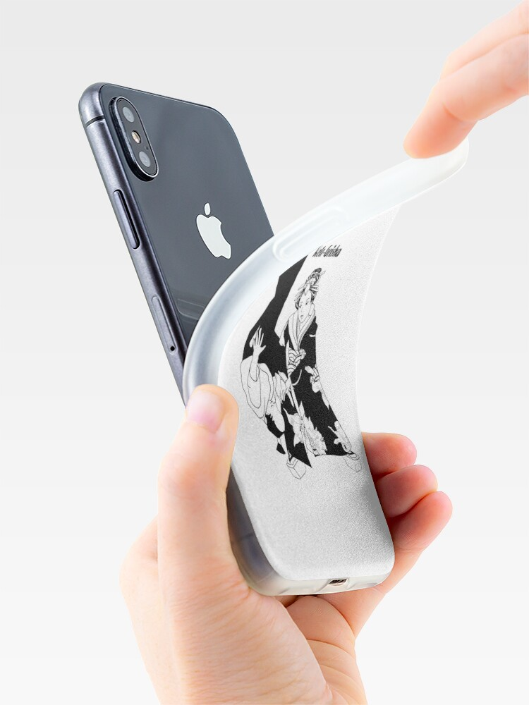 Coque iPhone ''Kote Geisha': autre vue