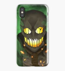 You Shall Know Fear iPhone Case/Skin