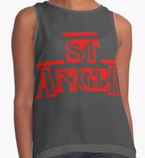 St. Anger Things Contrast Tank