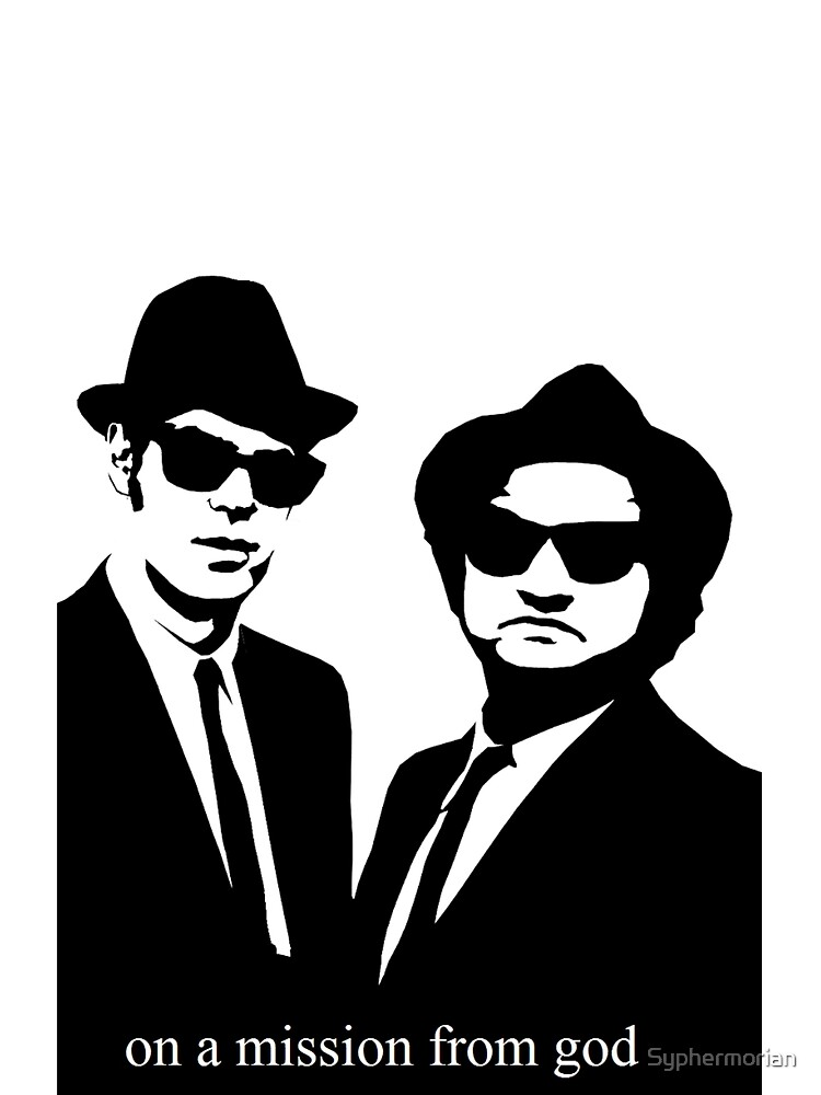 The Blues Brothers by Syphermorian