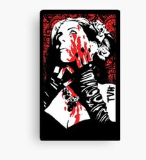 Massacre Canvas Print