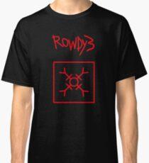 Rowdy 3 Classic T-Shirt