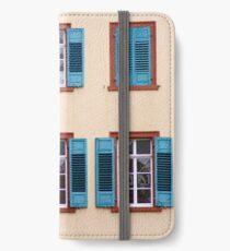Facade in Heidelberg iPhone Wallet/Case/Skin