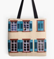 Fassade in Heidelberg Tote Bag