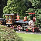 Eureka Steam Train by CreativeEm