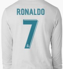 Cristiano Ronaldo 2018 Long Sleeve T-Shirt
