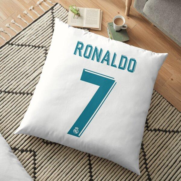 Cristiano Ronaldo 2018 Floor Pillow