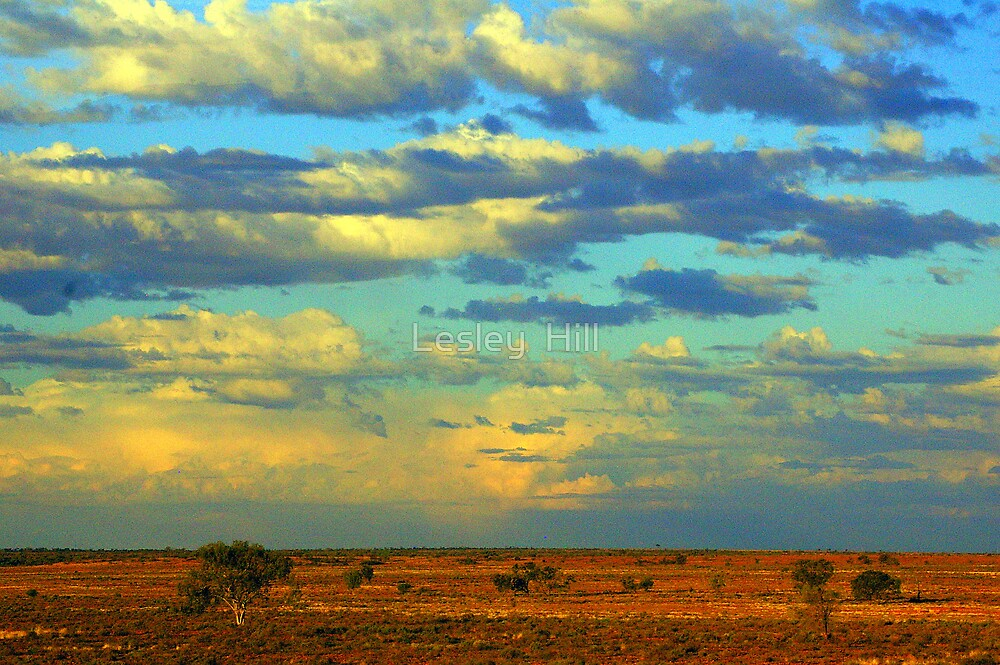 Outback Sky!    by Lesley  Hill