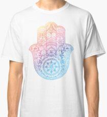 Rainbow Hamsa Classic T-Shirt