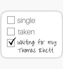Waiting for my Thomas Rhett Sticker