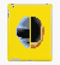 Daft Punk Pixelart iPad Case/Skin