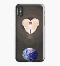 Universal Angel iPhone Case