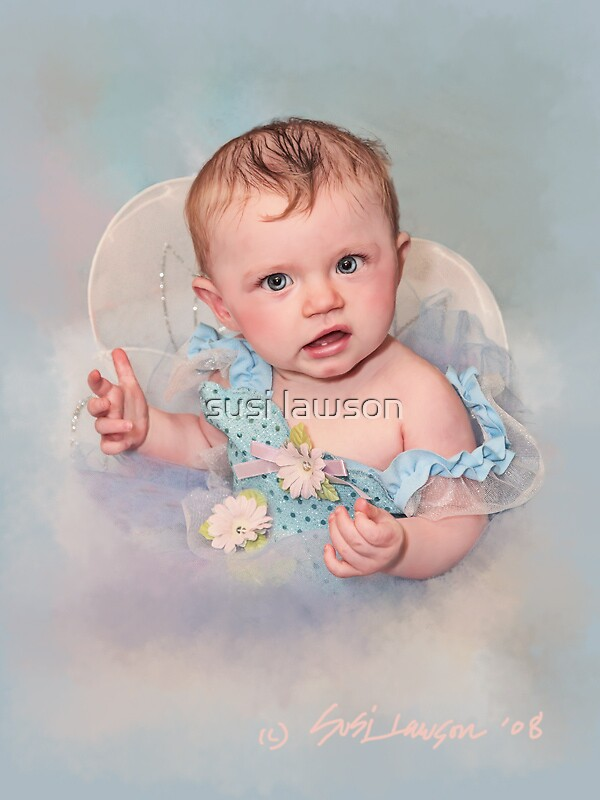 Angel Baby by susi lawson