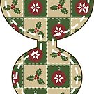 Christmas Quilt by Valerie Hartley Bennett