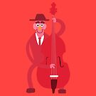 The Bassist by mrbevill