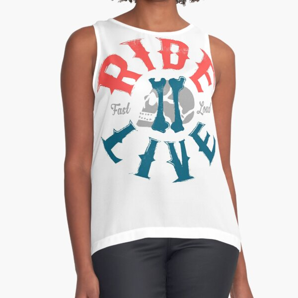 Ride 2 live Sleeveless Top