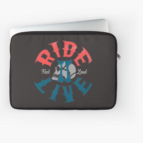 Ride 2 live Laptop Sleeve