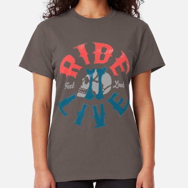 Ride 2 live Classic T-Shirt