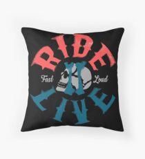 Ride 2 Live Sitzkissen