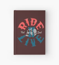 Ride 2 Live Notizbuch