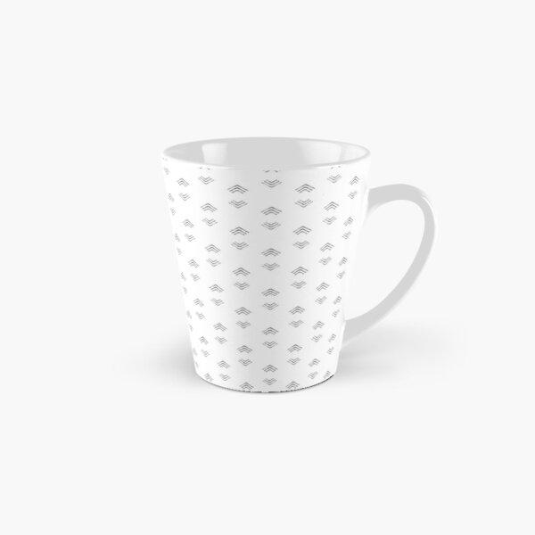 Boho Triangles  Tall Mug