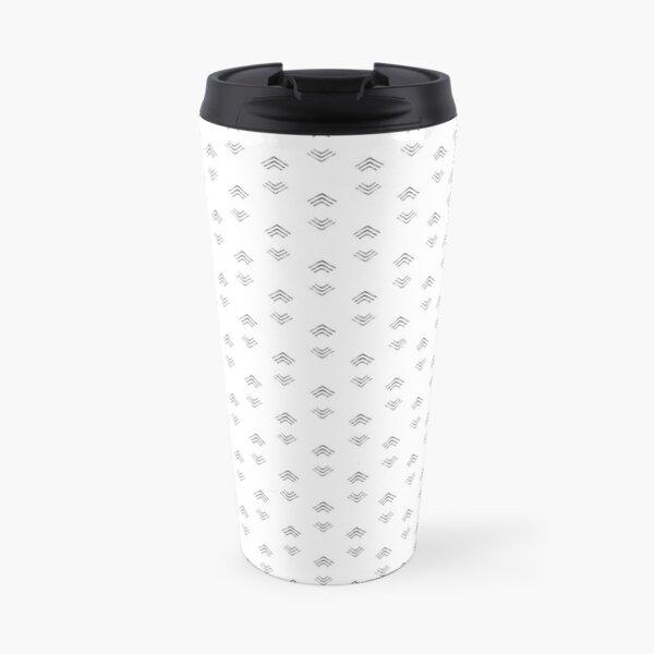 Boho Triangles  Travel Mug