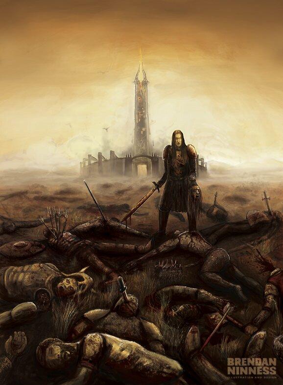 Claim The Throne by Brendan Ninness