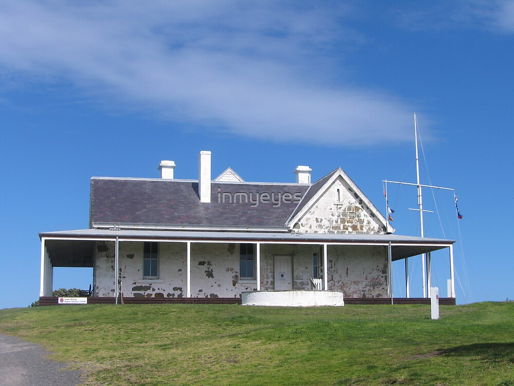 Cape Otway Lightkeepers Station by inmyeyes