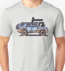 5th Gen 4Runner TRD - Blue Unisex T-Shirt
