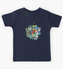 Paint Splashes! Kids Tee