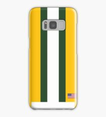 Pack helmet stripe Samsung Galaxy Case/Skin