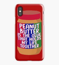 Peanut Butter iPhone Case/Skin