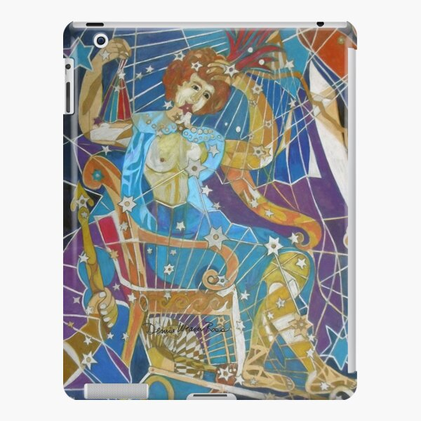 Five Stars of the Night Queen iPad Snap Case