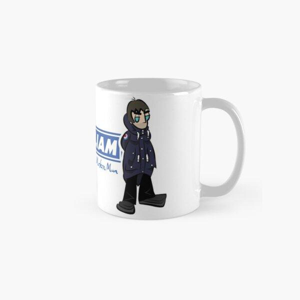 LG - Parka Monkees - Cartoon LGv1 w/ Logo (Navy Parka) Classic Mug