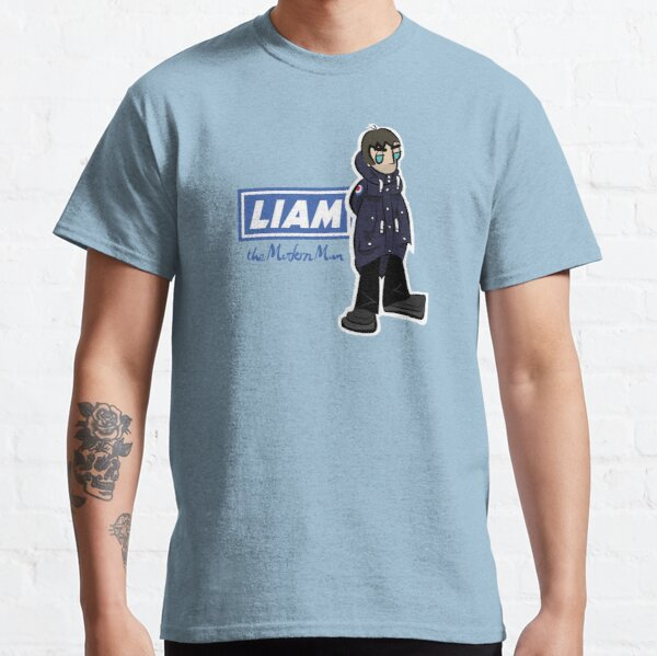 LG - Parka Monkees - Cartoon LGv1 w/ Logo (Navy Parka) Classic T-Shirt
