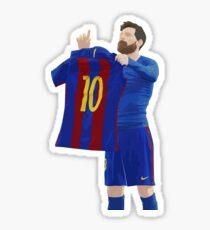 Messi Sticker