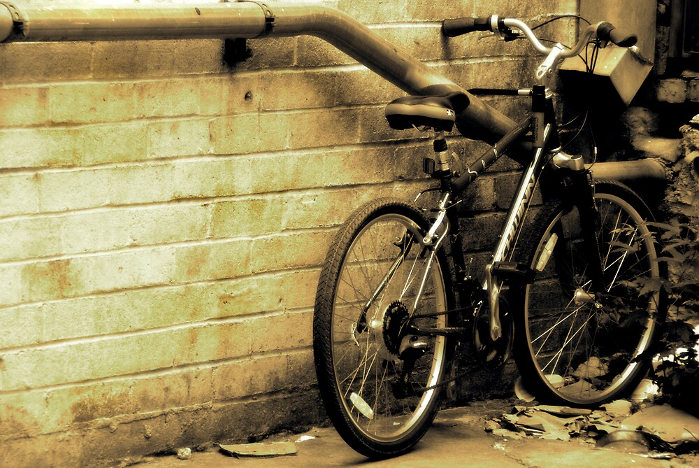 Bike by marymccabe