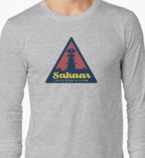 Sakaar Travel Sticker Long Sleeve T-Shirt