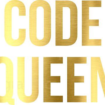 CODE QUEEN - Programming - HaxByte by haxbyte