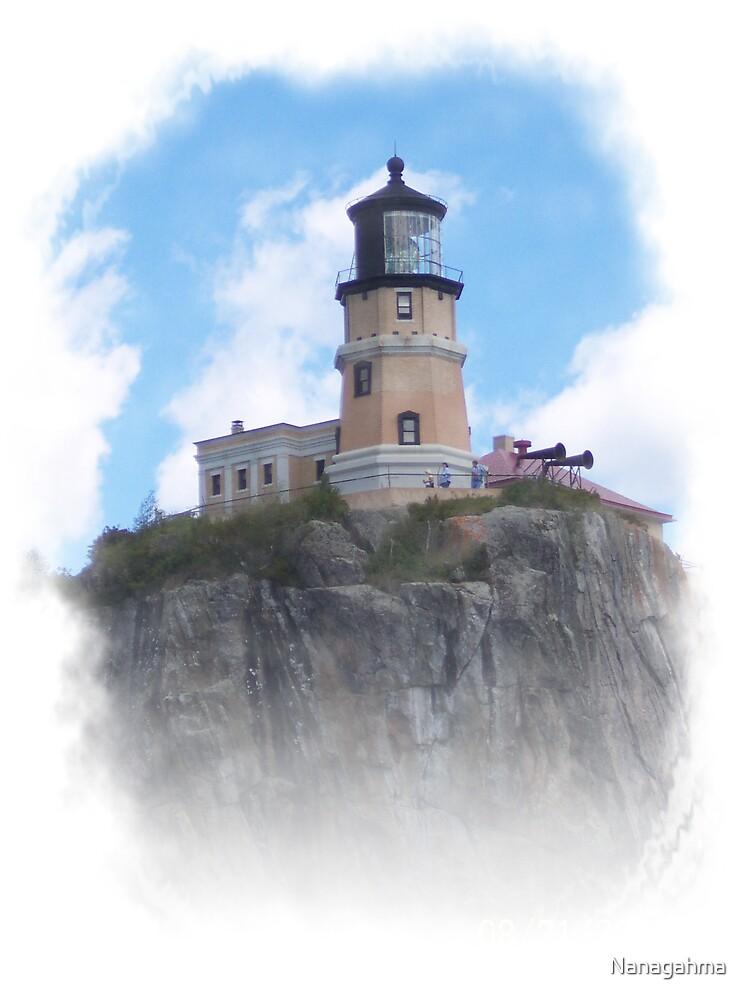 Split Rock Lighthouse by Nanagahma