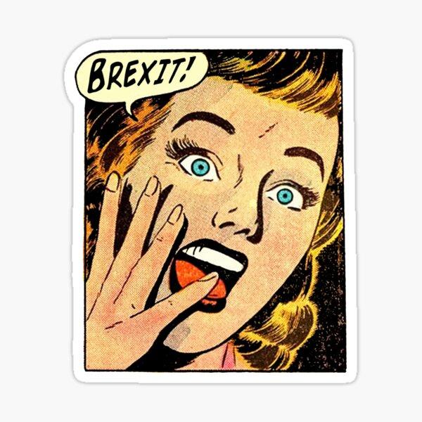 Brexit! Sticker