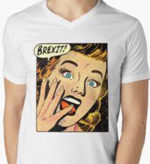 Brexit! Men's V-Neck T-Shirt