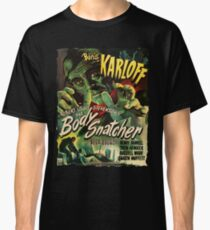 The Body Snatcher, movie poster Classic T-Shirt